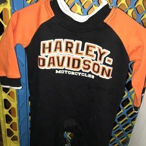 Harley Davidson lounge wear